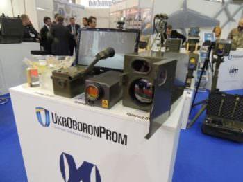 Продукция Изюмских приборостроителей достигла уровня международных выставок