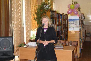 28 сентября в Изюмской центральной городской библиотеки состоялось празднование Всеукраинского дня библиотек