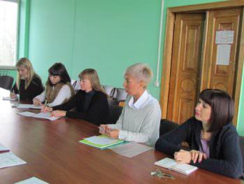 Усиление взаимодействия по предупреждению насилия над детьми в г. Изюме