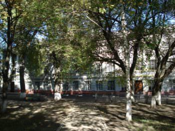 История Изюмской общеобразовательной школы №5