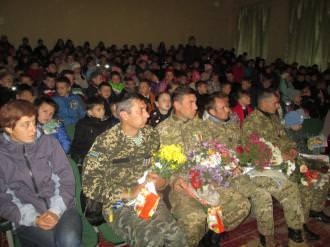 День казачества и защитника Украины в библиотеках города Изюм