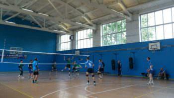 Как прошел в Изюме волейбольный турнир памяти И. Ф. Клюса