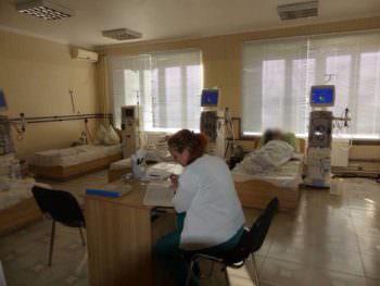В Лозовой закупили новые аппараты для гемодиализа