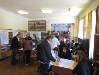 На прошлой неделе, в Изюме, состоялись обсуждения общего видения проблем и перспектив их решения