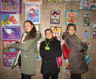 Маленькие Изюмчани привезли награды с конкурсов