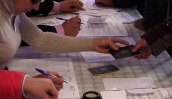 29 октября состоялись выборы в Оскольскую сельскую объединенную территориальную общину