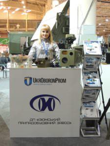 Продукция Изюмских приборостроителей достойно представлена на двух Международных выставках