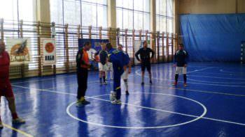 Команда Изюмского района шестая в областной спартакиаде среди физкультурных работников