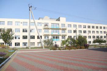 Что уже сделано в Изюмской ЦГБ по словам мера города Марченко В. В.