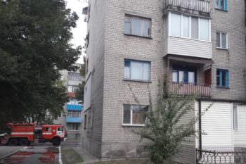 Змиевской район в поселке Слободской: в результате пожара погиб ребенок, ее мать в критическом состоянии