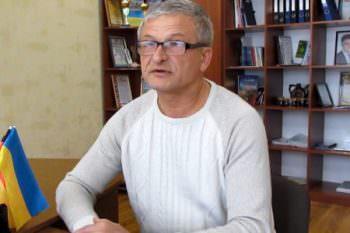 Интервью с заместителем начальника управления образования г. Изюм Виктором Мартыновым