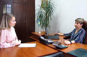 Интервью с начальником финансового управления г. Изюм Ириной Решетняк