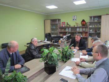 Мер Изюма Валерий Марченко ежемесячно проводит личные приемы граждан