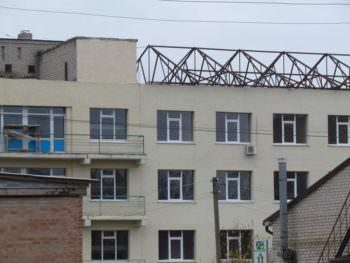 Город Изюм посетил заместитель губернатора Харьковской области Евгений Шахненко