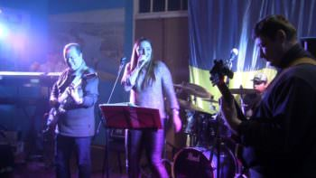 ВЦ  «Под арочкой»и союзом ветеранов АТО города Изюм, провели праздник единства