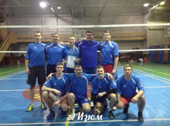 Кубок по волейболу посвященный Новогодним праздникам!