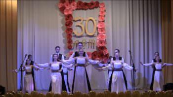Изюмский КХП отметил юбилей предприятия 30-лет в «Железнодорожнике»