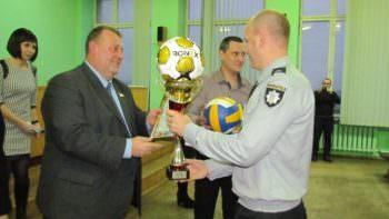 Спортивные итоги года были подведены на церемонии закрытия Спартакиады