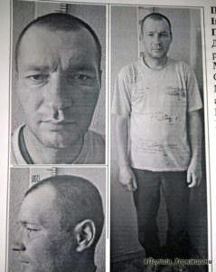 В Змиеве, 3 декабря, сбежал осужденный преступник