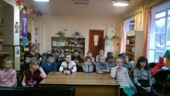 В библиотеках Изюма обучают детей традициям Украинского народа
