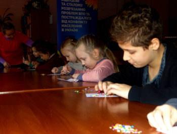 Инициативная группа «Новая цель» провела познавательно-развлекательную программу для детей