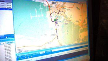 GPS-технологии на спецтехники по вывозу мусора позволят контролировать их работу в городе Изюме