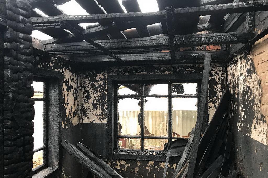ВКиеве произошел пожар вмногоэтажке: есть жертва