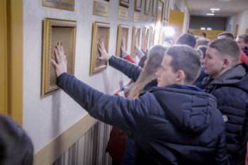 11-ти классники города Изюма побывали в Киевском национальном университете культуры и искусств