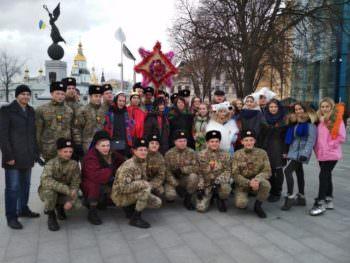 Изюмчанин стал королем бала на новогоднем благотворительном бале в Харькове