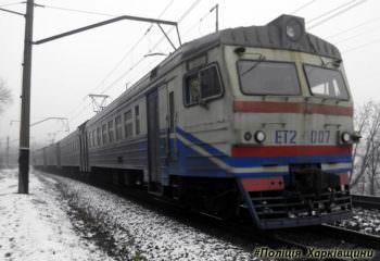 Под поездом Харьков-Изюм погиб 57-летний житель поселка Васищево, перебегавший через пути