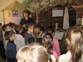 Экскурсии в краеведческом музее к 75-й годовщине освобождения Изюма во Второй Мировой войне