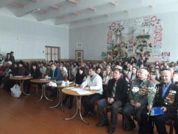 2 февраля 2018 года в школах Изюма прошли мероприятия ко Дню освобождения города Изюм от нацистских захватчиков
