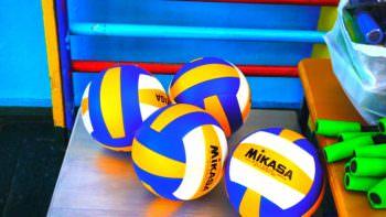 Для изюмских спортсменов приобретен новый спортивный инвентарь