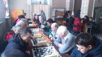 В ГДК состоялся турнир по быстрым шахматам