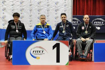 Изюмчанин стал победителем турнира по настольному теннису