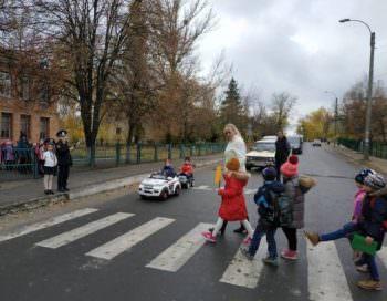 Состоялся конкурс среди школ «Молодежь за безопасность дорожного движения»