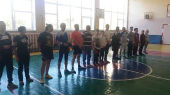 Состоялись соревнования первенства города Изюма по настольному теннису