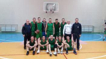 Изюмчани - бронзовые призеры в областных соревнованиях по баскетболу