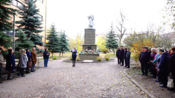 День освобождения Украины от фашистских захватчиков отметили в Изюме