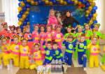 Юные изюмские танцоры стали лауреатами 2 степени