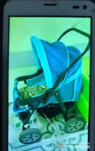 Жительница Изюма, бросила своего ребенка в Одессе, возле больницы