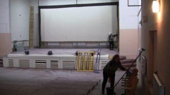 В селе Заводы ремонтируют сельский Дом культуры