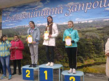 Изюмские бегуны показали хорошие результаты на соревнованиях