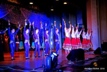 Концерт ко Дню работников культуры в ГДК (фото)