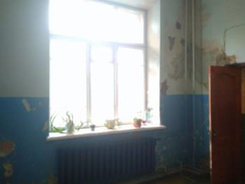Как выглядит поликлиника города Изюма сегодня внутри