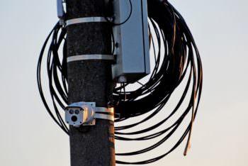 Какие и где устанавливают видеокамеры наблюдения по городу