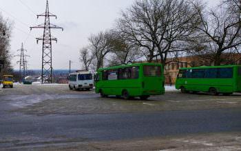 С 1 января 2019 года проезд в маршрутках будет составлять 7 грн.