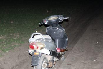 С мужчины, за езду в нетрезвом виде на скутере, взыскали штраф в 20 400 грн.