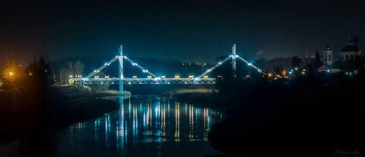Как жители Изюма оценивают капитальный ремонт пешеходного моста