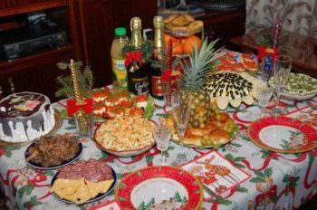 Во сколько обойдется новогодний стол